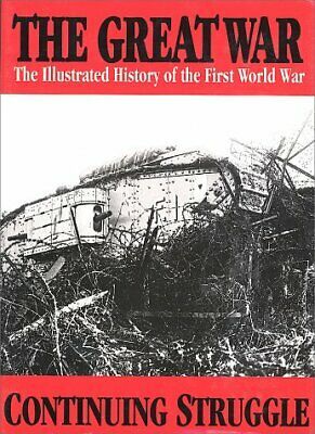 £51.70 • Buy The Great War Vol 5 - Continuing Struggle (The Great War Series)