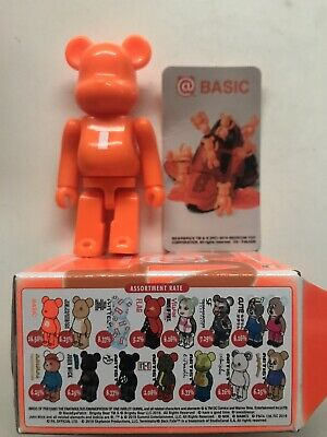 "$11.10 • Buy MEDICOM TOY Be@rbrick (Bearbrick) Series 39 BASIC ""I"""