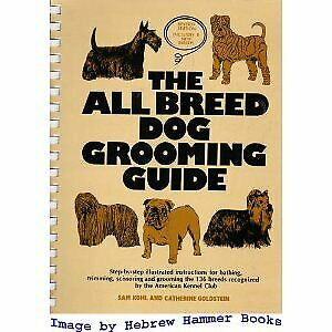 The All Breed Dog Grooming Guide • 55.41£