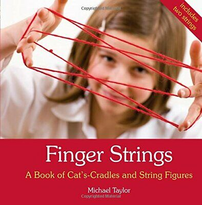 £11.80 • Buy Finger Strings A Book Of Cats Cradles And String Figures