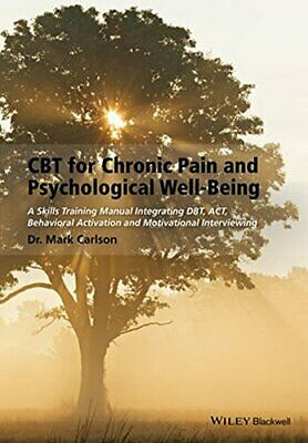 £35.75 • Buy CBT For Chronic Pain And Psychological WellBeing A Skills Training Manual Int...