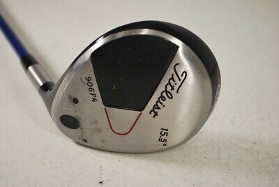 $ CDN56.53 • Buy Titleist 2007 906F4 15.5* Fairway Wood RH Tour AD Stiff Flex Graphite # 109737