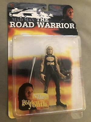 Mad Max ,The Road Warrior Series 2  The Golden Youth New Sealed. • 9.99£