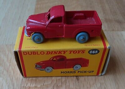 Dinky Dublo Toys Morris Pick-up  #065 In Very Near Mint Cond & Boxed • 50£