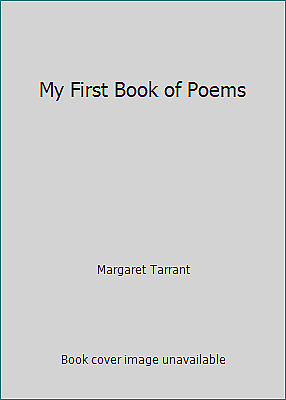 £9.49 • Buy My First Book Of Poems By Margaret Tarrant