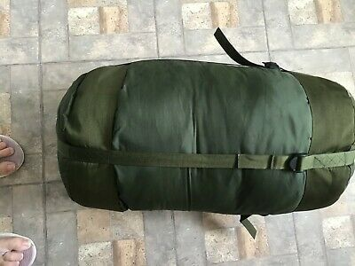 Ex Army Arctic Extreme Weather Sleeping Bag Large, Bivi Bag & Compression/bag  • 40£