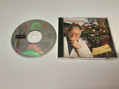 Sir Harry Secombe Nothings Impossible Cd • 3.99£