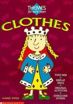 £2.79 • Buy Clothes (Themes For Early Years), Piper, Anne, Very Good, Paperback
