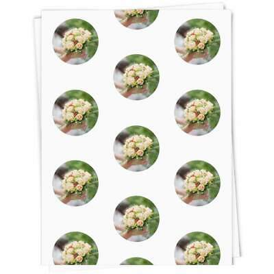 'Bouquet' Gift Wrap / Wrapping Paper (GI074346) • 4.99£