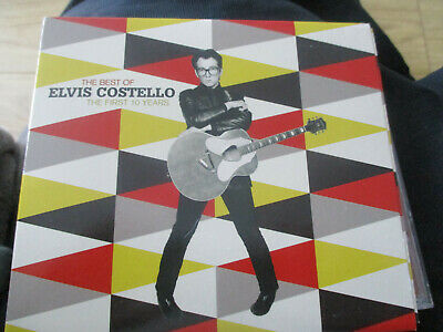 Elvis Costello - Best Of (The First 10 Years, 2007) 22 TRACKS • 0.99£