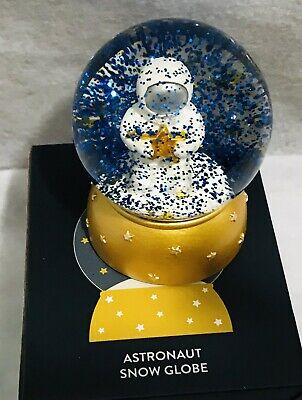 Outer Space Snow Globe Beautiful Gift Decoration Astronaut Stars • 12.99£