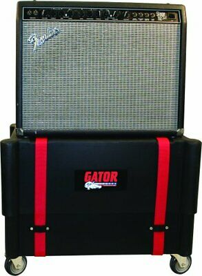 $ CDN326.91 • Buy Gator Cases Molded Plastic Guitar Amp Transporter And Stand With Caster Wheel...