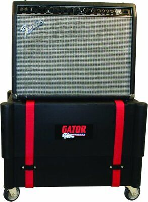 $ CDN315.04 • Buy Gator Cases Molded Plastic Guitar Amp Transporter And Stand With Caster Wheel...