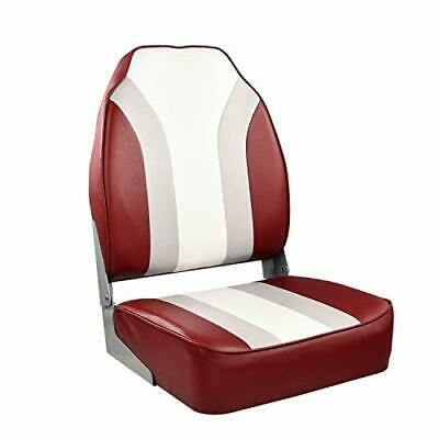 $ CDN163.33 • Buy Deluxe Boat SeatHigh Back Folding Boat Seats 23.6  H X 16.5  W X 15.5  D