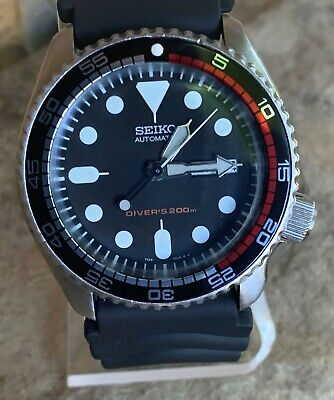 $ CDN109.64 • Buy Franken-Seiko SKX007 Dive Watch
