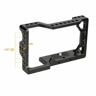 $ CDN42.81 • Buy CAMVATE Camera Cage Rig Stabilizer 1/4 -20 Thread For Sony A6500 4K