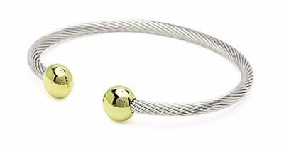 $ CDN288.55 • Buy QRAY Combo Deluxe Surgical Steel Golf Athletic Bracelet Small 6 ~7