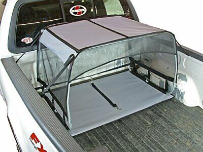 £162.12 • Buy Bushwhacker - K9 Canopy W/Pad And Tether For Truck Bed Dog Shade Shelter Kenn...