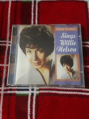 Timi Yuro Sings Willie Nelson • 1.99£