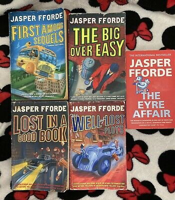 Jasper Fforde 5 Book Bundle • 3£