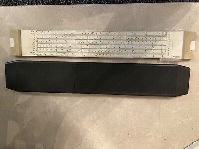 British Thornton Slide Rule With Original Case Condition Is Used • 4.99£