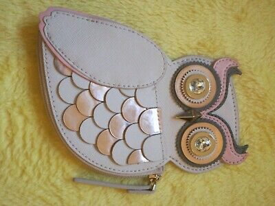 Kate Spade Coin Purse Owl Blaze A Trail New Unwanted Gift • 50£