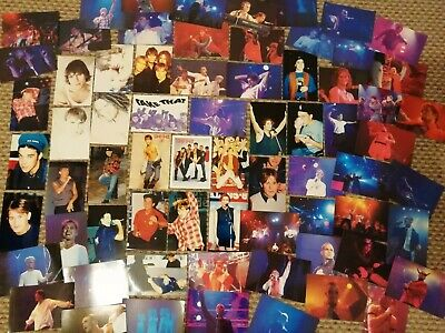 Bundle Of 1990s Take That Postcards (69 In Total) • 2.50£