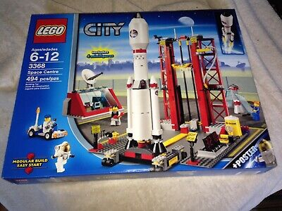 £121.85 • Buy LEGO City Space Center 3368 NEW Factory Sealed Box Is Clean Free Shipping