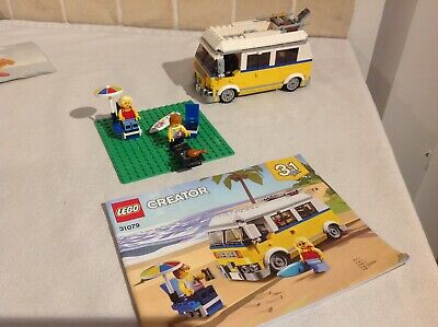 LEGO: Creator - Sunshine Surfer Van Set (31079) • 5.80£
