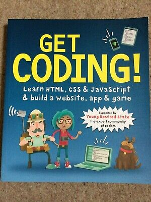 Get Coding! Learn Html,css & Javascript    • 3.49£