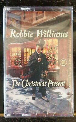 Robbie Williams' The Christmas Present RED Cassette (NEW & Sealed) • 2.50£