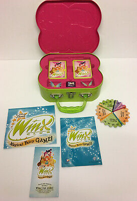 Winx Club Magical Fairy Collectible Game Trading Card Game Starter Tin. • 19.99£