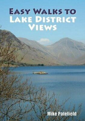 Easy Walks To Lake District Views New Paperback Book • 9.99£