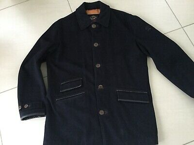 Paul Shark Jacket Navy Storm System Size 42 • 32£