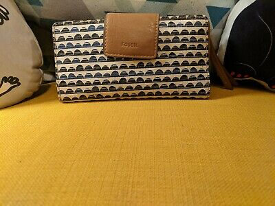 Fossil Rfid Purse, Perfect Condition, Hard-wearing • 9£