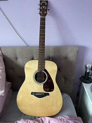 Fantastic Yamaha FG-700s Dreadnought Guitar, Excellent Condition • 40£