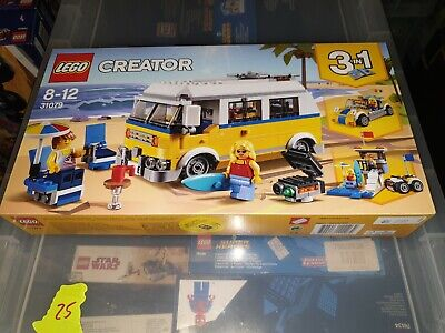 LEGO: Creator - Sunshine Surfer Van Set (31079) • 40£