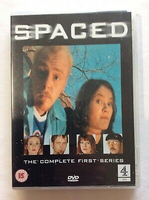 £2.99 • Buy SPACED The Complete First Series -DVD - Simon Pegg / Jessica Stevenson