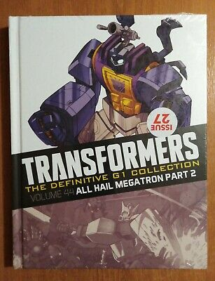 £19.99 • Buy Transformers All Hail Megatron Part 2 Graphic Novel G1 Collection Volume 44