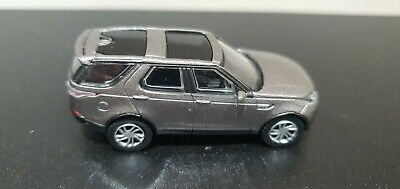 Oxford Diecast Land Rover Discovery 5 Silver • 5£