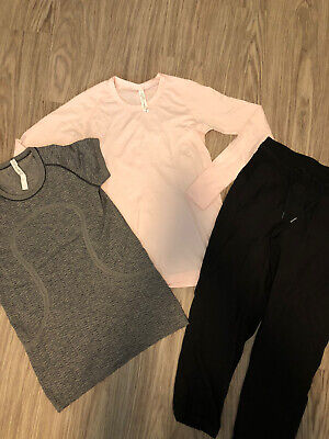 $ CDN250 • Buy 5pc Lululemon Sz 8-10 Lot Euc