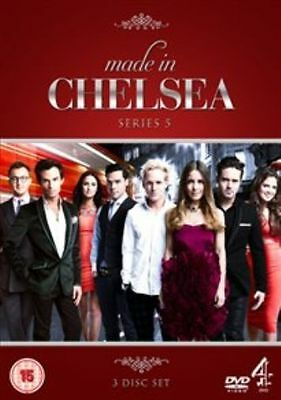 Made In Chelsea - Series 5 - Complete (DVD, 2013) • 0.99£