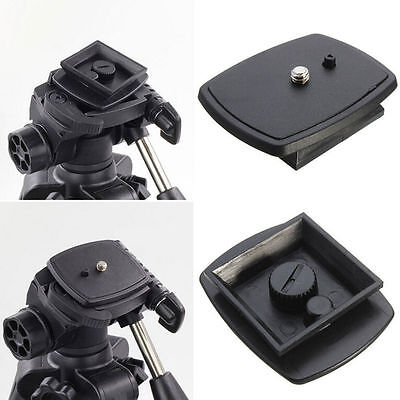 £2.23 • Buy Tripod Quick Release Plate Screw`Adapter Mount Head For DSLR SLR Digital Came_hg