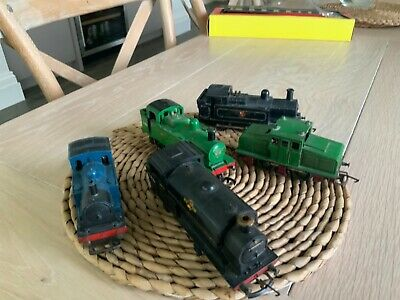 Hornby Locomotives Rare Set Of Five Tank Engines. All Non Runners Or Poor Runner • 26£