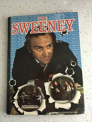 24 Vintage Book The Sweeney, Authorised Edition, 1976, Brown Watson • 3.25£