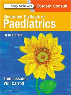 Illustrated Textbook Of Paediatrics  5e New Paperback Book • 40.40£