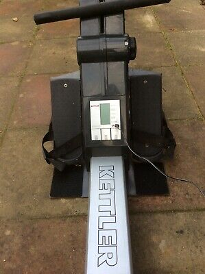 Kettler Rowing Machine Used, Gym Equipment, Weight Lifting. • 20£