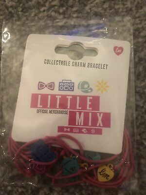 Little Mix First Ever Official Merchandise Collectable Charm Bracelet • 7.99£