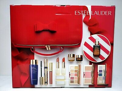 Estee Lauder 2020 Blockbuster Bundle Set/Kit MAKEUP ONLY W/ Box/Bag Pure Colour • 33£