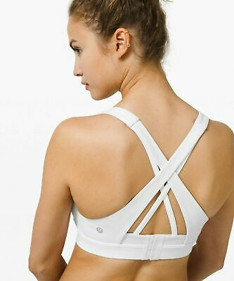 $ CDN48.51 • Buy LULULEMON NEW With TAG Most Popular DISCONTINUED Free To Be Bra Size12 LAST ONE